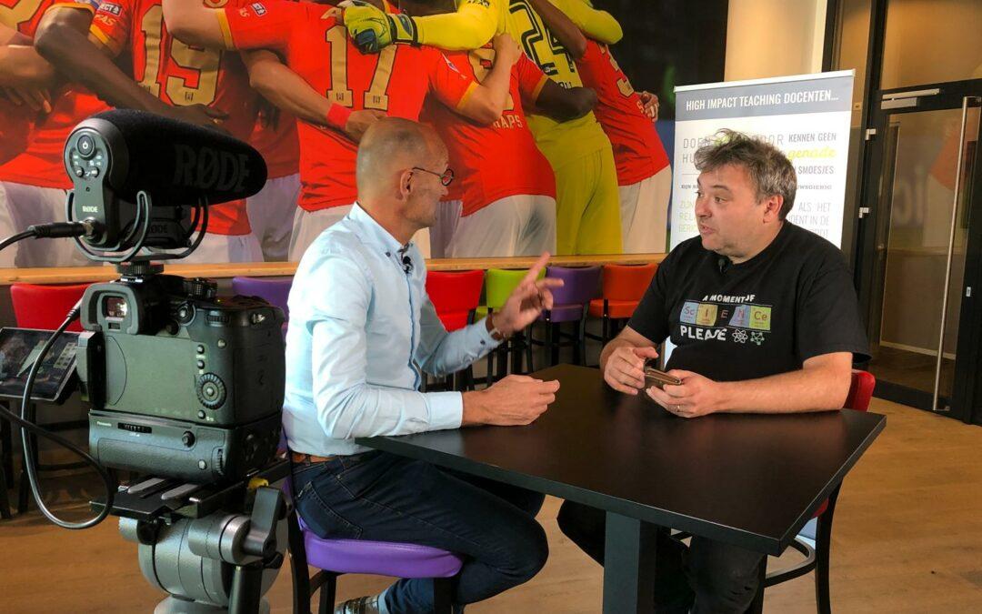 Interview met Pedro de Bruyckere