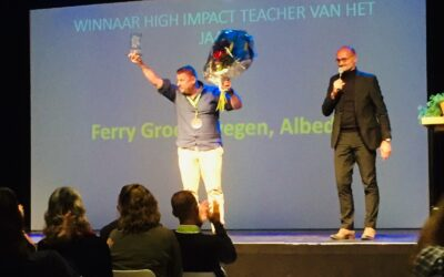 Ferry Groenewegen High Impact Teacher 2018