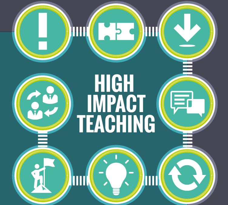 bouwstenen high impact teaching