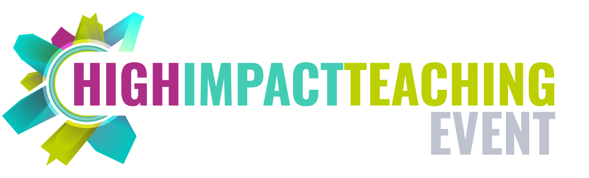 High Impact Teaching Event - 25 november 2021