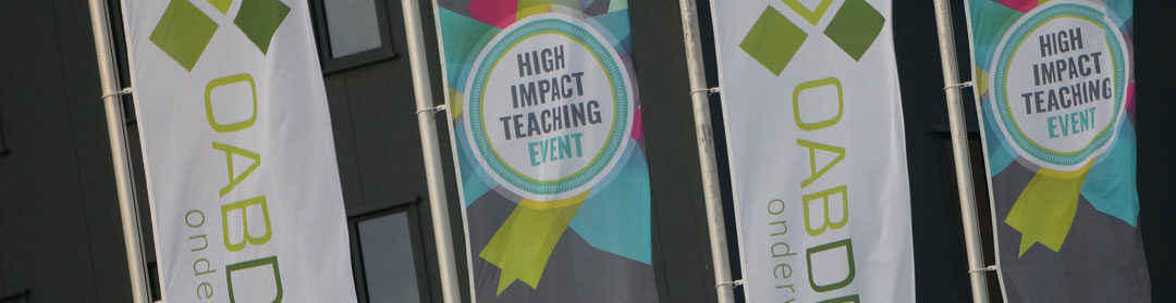 High Impact Teaching Event 2017